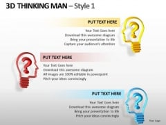 List Of Questions Clarifications PowerPoint Templates