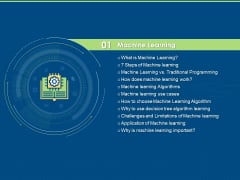 Machine Learning Implementation And Case Study Ppt Infographic Template Design Ideas PDF