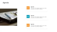 Machine Learning PPT Slides Agenda Ppt Ideas Maker PDF