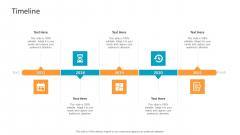 Machine Learning PPT Slides Timeline Ppt Outline Template PDF
