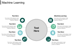 Machine Learning Ppt PowerPoint Presentation Inspiration Styles Cpb