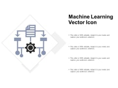 Machine Learning Vector Icon Ppt PowerPoint Presentation Professional Show