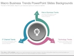 Macro Business Trends Powerpoint Slides Backgrounds
