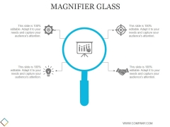 Magnifier Glass Ppt PowerPoint Presentation Layouts