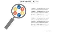 Magnifier Glass Ppt PowerPoint Presentation Shapes