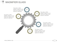 Magnifier Glass Ppt PowerPoint Presentation Tips