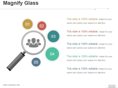 Magnify Glass Ppt PowerPoint Presentation Influencers