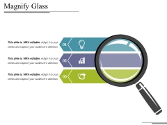 Magnify Glass Ppt PowerPoint Presentation Layouts Inspiration