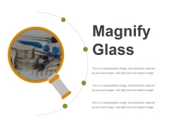 Magnify Glass Ppt PowerPoint Presentation Pictures Example