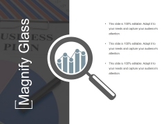 Magnify Glass Ppt PowerPoint Presentation Professional Skills