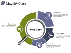 Magnify Glass Ppt PowerPoint Presentation Show Themes