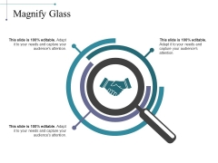 Magnify Glass Ppt PowerPoint Presentation Styles Smartart