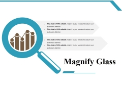 Magnify Glass Ppt PowerPoint Presentation Summary Demonstration