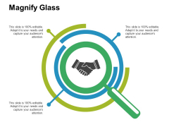 Magnify Glass Ppt PowerPoint Presentation Summary Samples