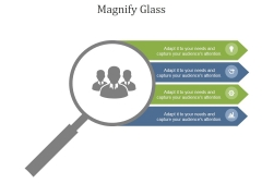 Magnify Glass Ppt PowerPoint Presentation Themes