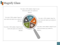 Magnify Glass Ppt PowerPoint Presentation Visuals
