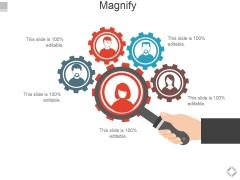 Magnify Ppt PowerPoint Presentation Summary Portfolio