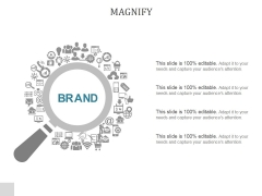 Magnify Ppt PowerPoint Presentation Template
