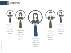 Magnify Ppt PowerPoint Presentation Templates
