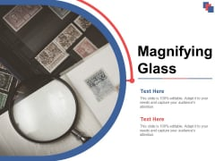 Magnifying Glass And Research Ppt PowerPoint Presentation Inspiration Format
