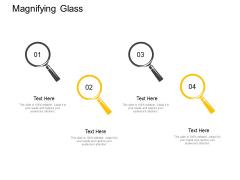 Magnifying Glass Big Data Analysis Ppt PowerPoint Presentation Diagram Templates