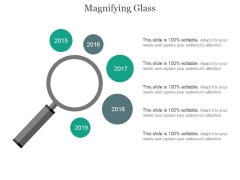 Magnifying Glass Ppt PowerPoint Presentation Background Designs