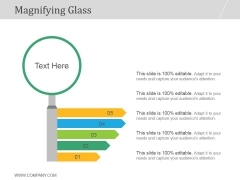 Magnifying Glass Ppt PowerPoint Presentation Deck