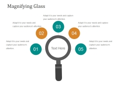 Magnifying Glass Ppt PowerPoint Presentation Example 2015