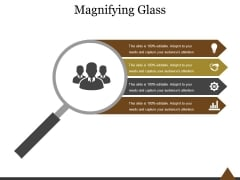 Magnifying Glass Ppt PowerPoint Presentation Files