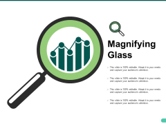 Magnifying Glass Ppt PowerPoint Presentation Gallery Example