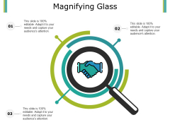 Magnifying Glass Ppt PowerPoint Presentation Gallery Files