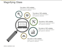 Magnifying Glass Ppt PowerPoint Presentation Gallery