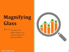 Magnifying Glass Ppt PowerPoint Presentation Icon Introduction