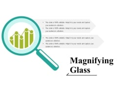 Magnifying Glass Ppt PowerPoint Presentation Icon Layouts