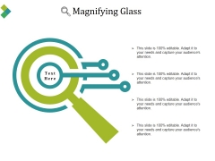 Magnifying Glass Ppt PowerPoint Presentation Ideas Example