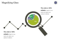 Magnifying Glass Ppt PowerPoint Presentation Infographic Template Graphics Download