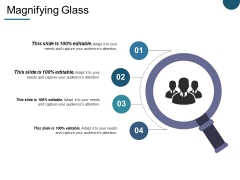Magnifying Glass Ppt PowerPoint Presentation Infographics Gallery