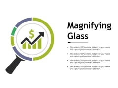magnifying glass ppt powerpoint presentation infographics images