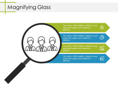 Magnifying Glass Ppt PowerPoint Presentation Infographics Infographics