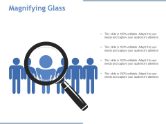 Magnifying Glass Ppt PowerPoint Presentation Infographics Slides