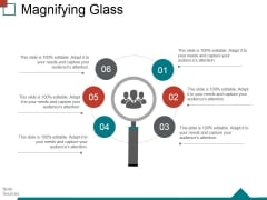 Magnifying Glass Ppt PowerPoint Presentation Inspiration Brochure