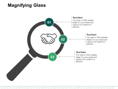 Magnifying Glass Ppt PowerPoint Presentation Inspiration Graphics