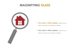 Magnifying Glass Ppt PowerPoint Presentation Inspiration Grid