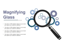 Magnifying Glass Ppt PowerPoint Presentation Inspiration Layouts