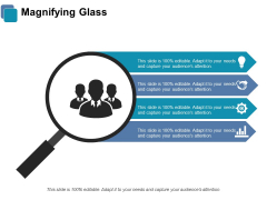Magnifying Glass Ppt PowerPoint Presentation Inspiration Microsoft