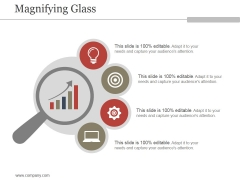 Magnifying Glass Ppt PowerPoint Presentation Inspiration