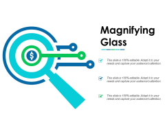 Magnifying Glass Ppt PowerPoint Presentation Model Background