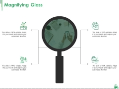 Magnifying Glass Ppt PowerPoint Presentation Model Influencers