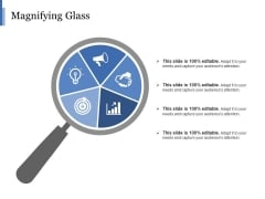 Magnifying Glass Ppt PowerPoint Presentation Pictures Example