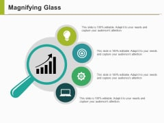 Magnifying Glass Ppt PowerPoint Presentation Pictures Examples